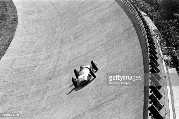 Innes Ireland, Lotus-Climax 18/21, Grand Prix of Italy, Autodromo Nazionale Monza, 10 September 1961.