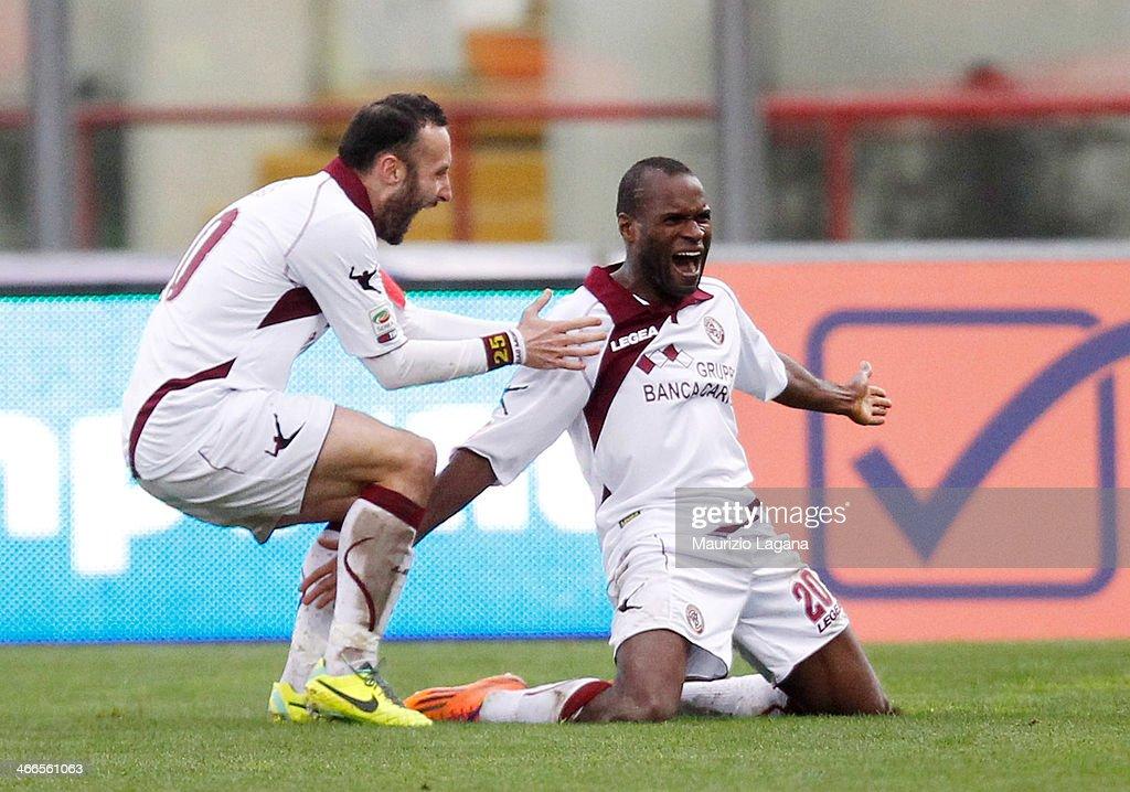 Calcio Catania v AS Livorno Calcio - Serie A : News Photo