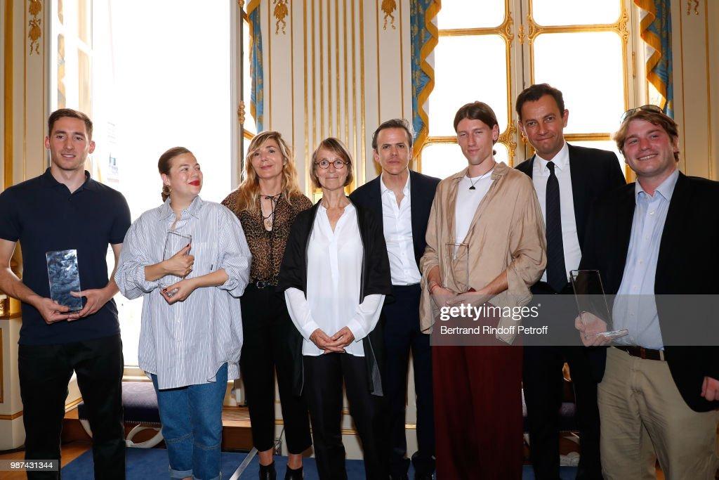 Andam Fashion Awards 2018 Ceremony At Ministere De La Culture In Paris : News Photo