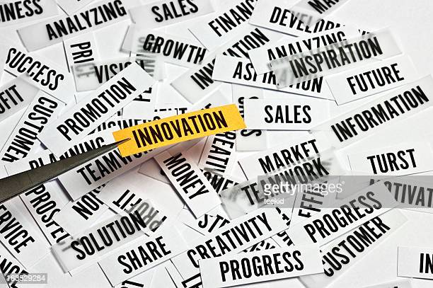 Innovation Konzept