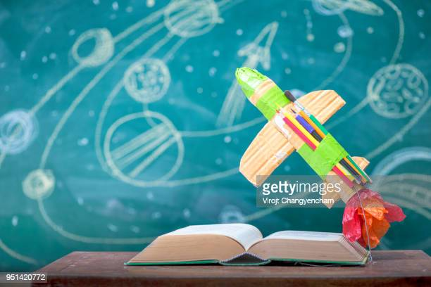 innovation education science - graduation background stock pictures, royalty-free photos & images