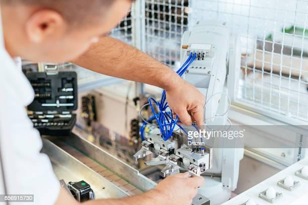 ロボット産業の技術革新
