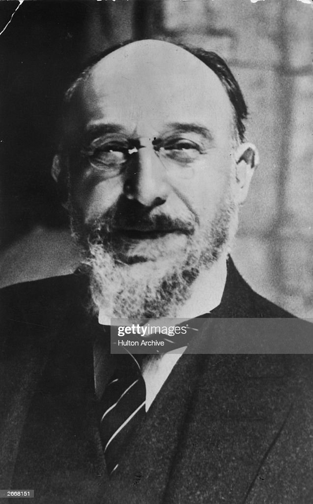 Erik Satie : News Photo