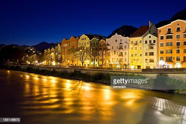 チロル、インスブルック,オーストリア - インスブルック ストックフォトと画像