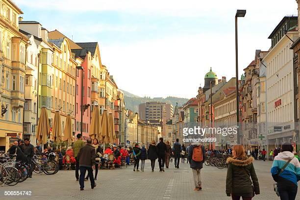 Innsbruck Town Square