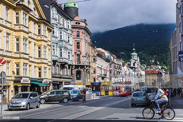 Innsbruck Traffic
