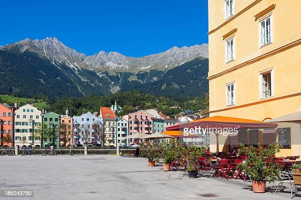 innsbruck, tyrol, austria - innsbruck stock pictures, royalty-free photos & images
