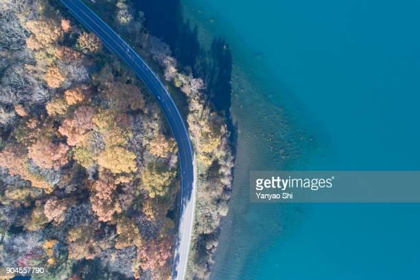 inowashiro lake coast