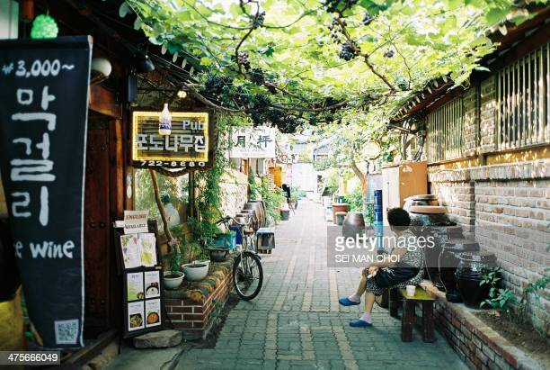 CONTENT] Insadong is a dong or neighborhood of the Jongnogu district of the South Korean city of Seoul The main street is Insadonggil which is...