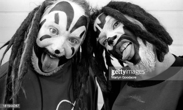 Insane Clown Posse portrait UK 1997