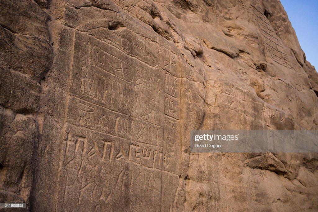 Egypt Archeology Excavation : News Photo