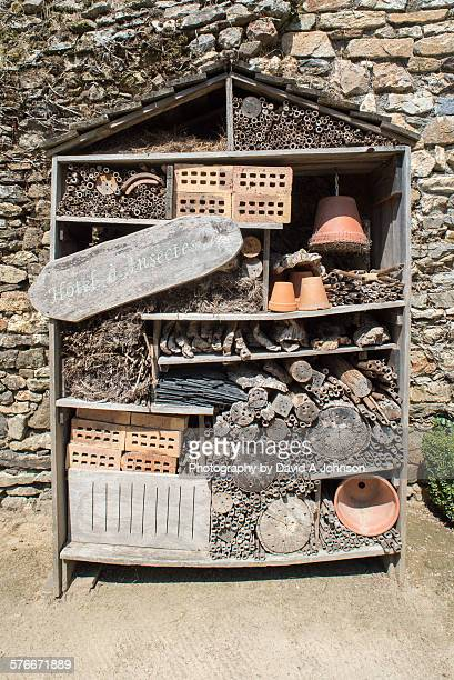 Insect hotel-France