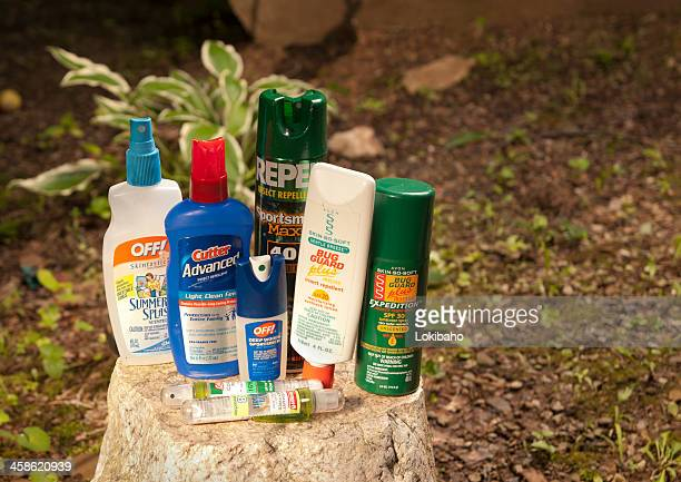 Insect Repellent Lotions and Bug Sprays
