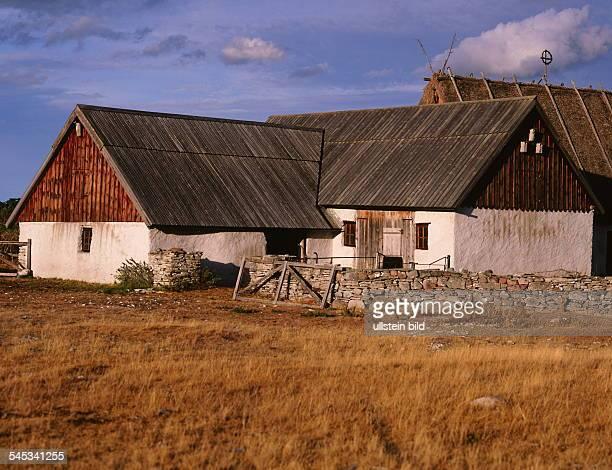 Insel Farö : Bauernhof - 1999