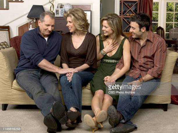 Inseparable a projected television comedy pilot for CBS network About newlyweds and the large family they've gained From left to right Ed O'Neill...