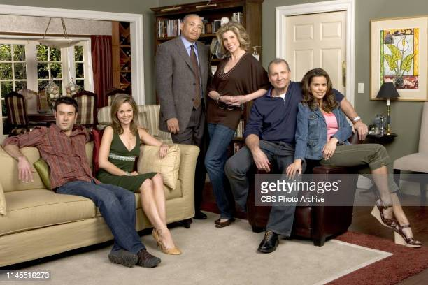 Inseparable a projected television comedy pilot for CBS network About newlyweds and the large family they've gained From left to right Coby Ryan...