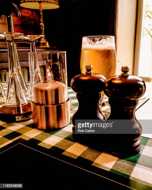 inside a danish pub - rob castro stock pictures, royalty-free photos & images