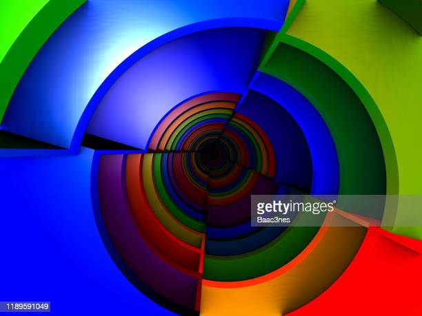 inside a tube - abstract - zoom background stock pictures, royalty-free photos & images