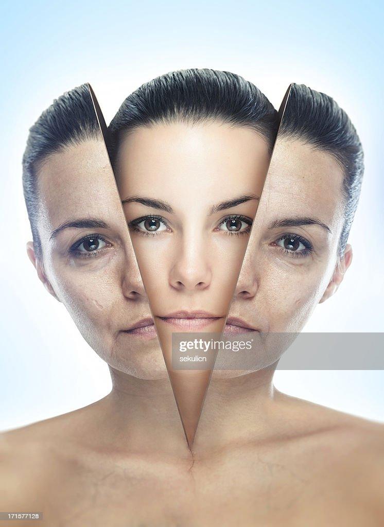 Inside Beauty : Stock Photo