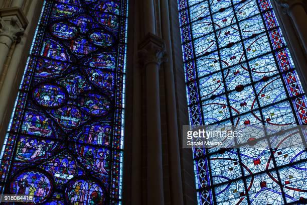 inside Cathédrale Notre-Dame de Chartres