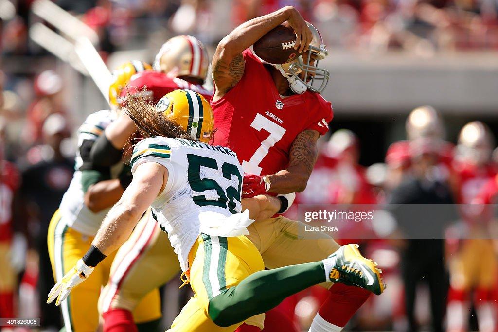 Green Bay Packers v San Francisco 49ers : News Photo
