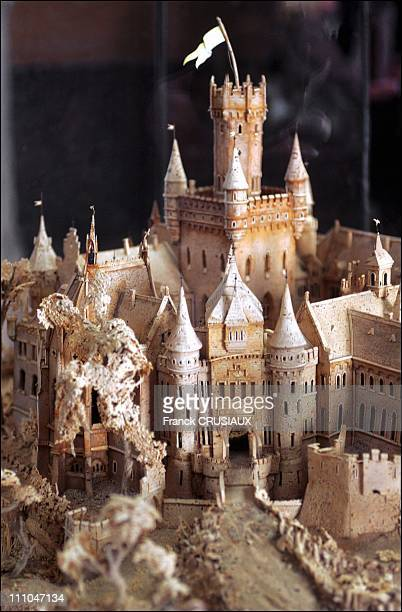 Inside Marienburg castle The model of the Marienburg castle The Marienburg Castle near Hanover Germany will be the scene of an exceptional...