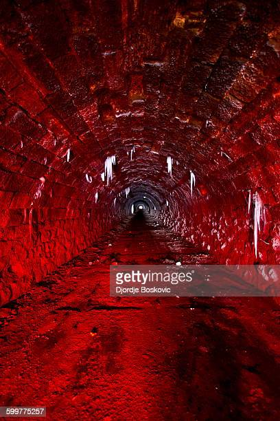 Inside of Tunnel from Hell