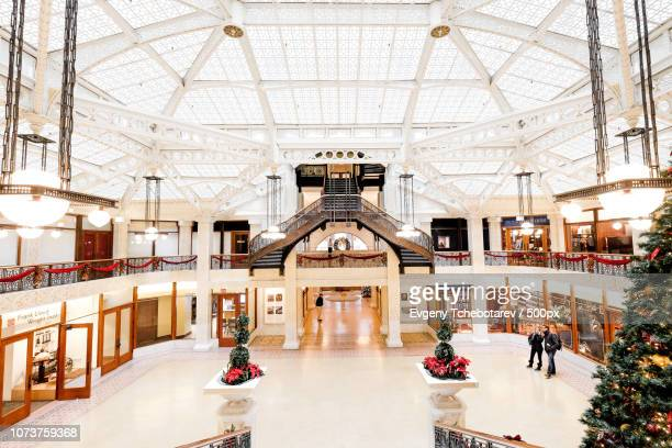 inside rookery building - rookery building stock pictures, royalty-free photos & images