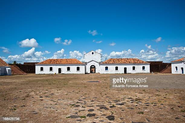 inside são josé fortress - amapá state stock pictures, royalty-free photos & images