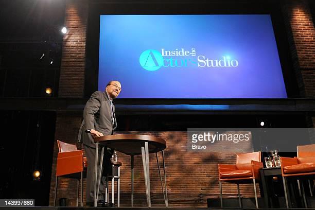 STUDIO Inside the Actors Studio Pictured Host James Lipton