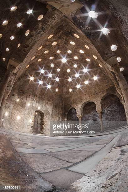 inside the arab bath - cultura árabe fotografías e imágenes de stock