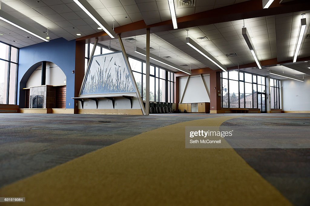 Inside The Former Lone Tree Library In Lone Tree Colorado