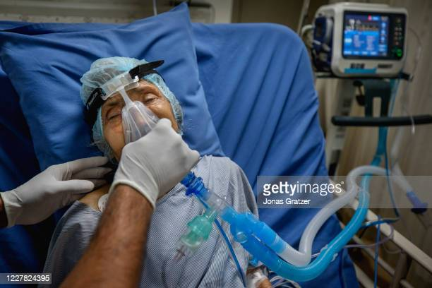 Inside the hospital, Fortis, in Kolkata, an elderly woman has been hospitalized urgently due to a lung infection. When the air is more polluted the...