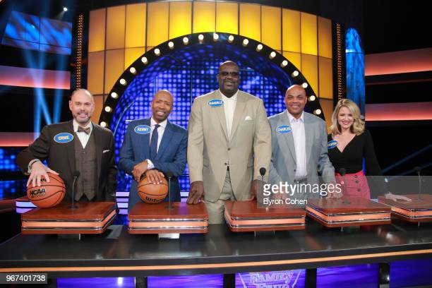 """Inside the NBA vs. MLB All-Stars and Rashad Jennings vs. Team Eve"""" - The celebrity teams competing to win cash for their charities feature iconic NBA..."""