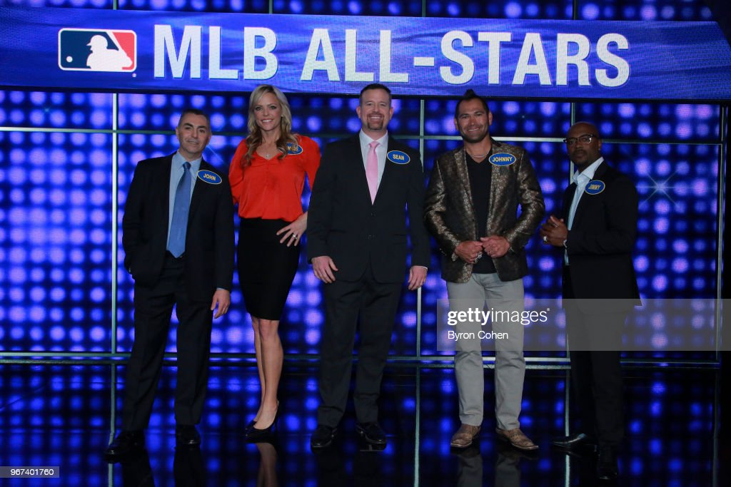 FEUD - 'Inside the NBA vs. MLB All-Stars and Rashad Jennings vs. Team Eve' - The celebrity teams competing to win cash for their charities feature iconic NBA analysts from 'Inside the NBA' on TNT verses baseball and softball all-stars from Team MLB. In a separate game, family members headed up by celebrity team captains, rapper Eve and retired running back Rashad Jennings, will compete on an all-new episode, SUNDAY, JUNE 24 (8:00-9:00 p.m. EDT), on The ABC Television Network. JOHN