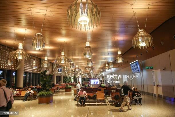 Inside the new terminal T2 in Mumbai International Airport quotChhatrapati Shivaji Maharajquot that is open since 12 February 2014 Mumbai Airport is...