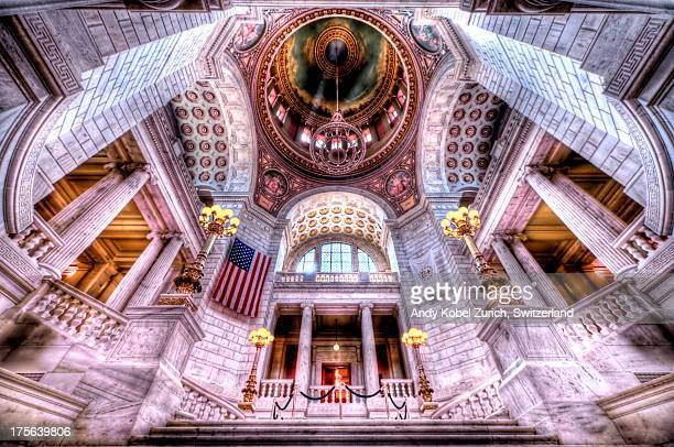 Inside the Rhode Island State House