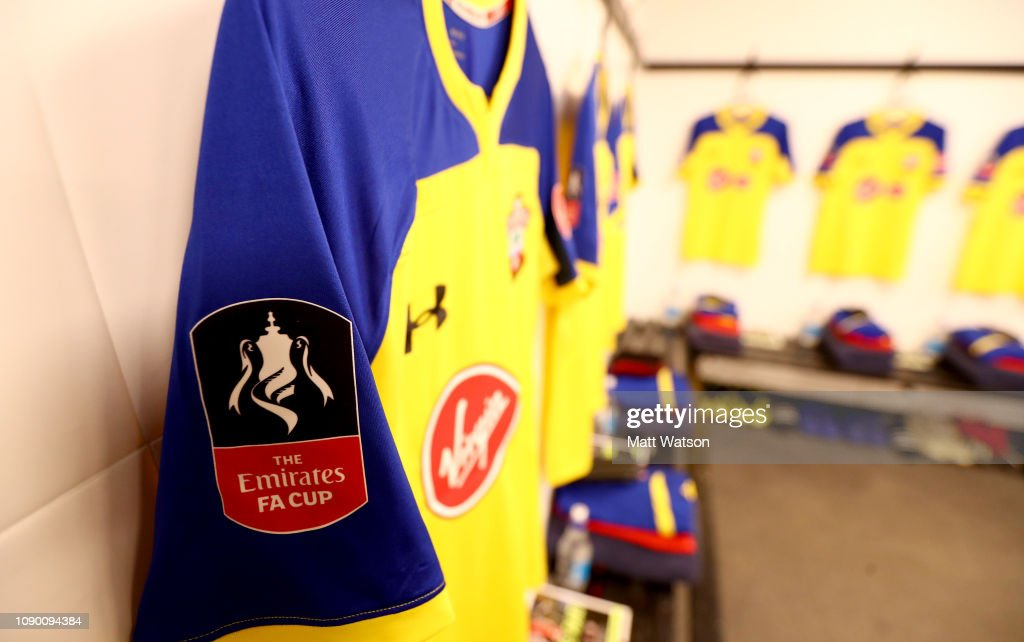Derby County v Southampton - Emirates FA Cup Third Round : News Photo