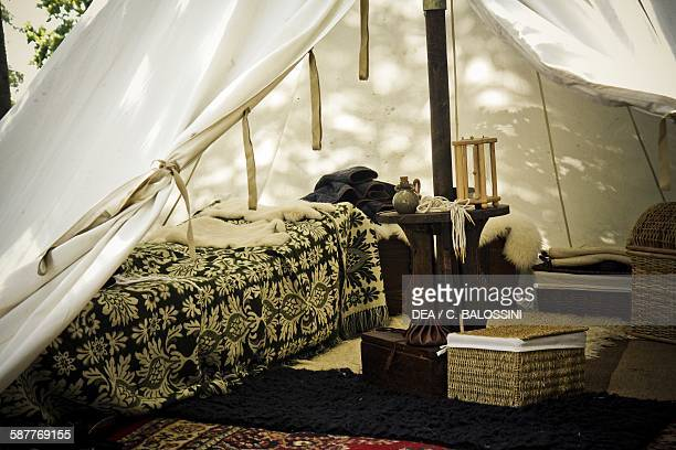 Medieval Tents Stock Photos And Pictures