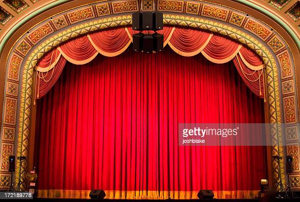 inside the theatre - awards ceremony stock pictures, royalty-free photos & images