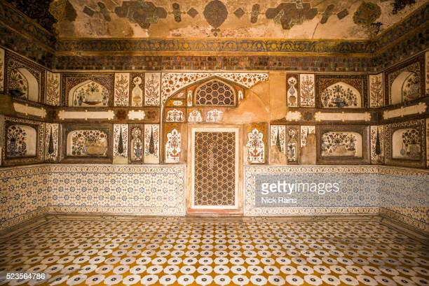 Inside the Tomb of I'timad-ud-Daulah