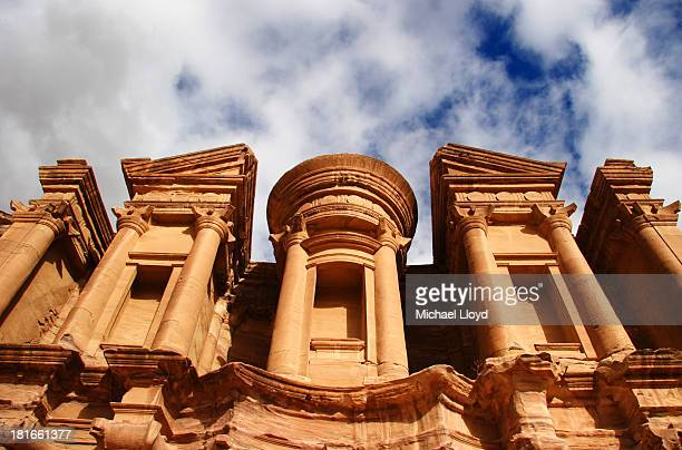 CONTENT] Inside the walls of Petra is a long and winding intermix of trails and amazing archaeology I divided them into three parts the...