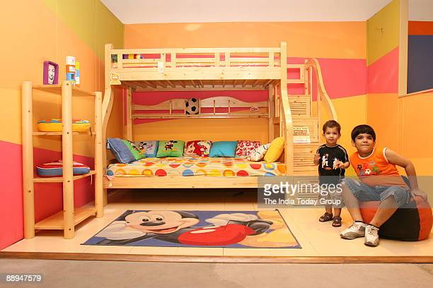 Inside View Of Funky Kids Furniture And Other Accessories Home Town
