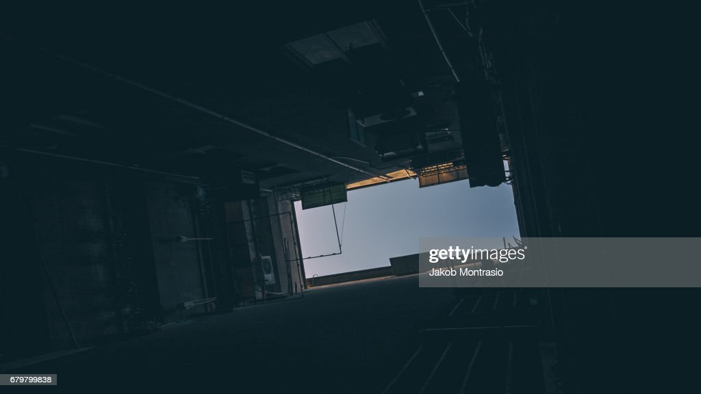 Inside view : Stock Photo