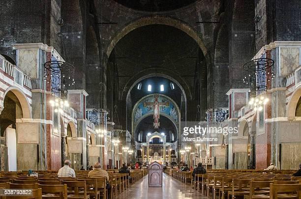 Dentro de Catedral de Westminster