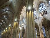 Inside York Minster