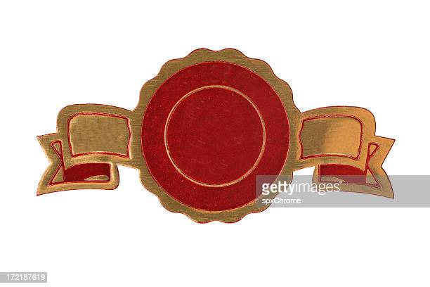 Insignia Gold Seal