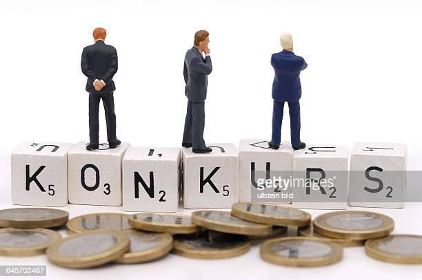 Insolvenz Geschäftsaufgabe Pleite Bankrott Insolvenzverwaltung Insolvenzverwalter Konkurs Konkurse Zahlungsunfähigkeit zahlungsunfähig...