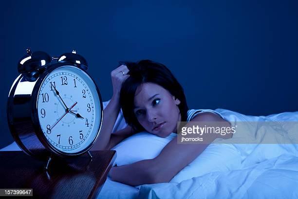 Schlaflosigkeit