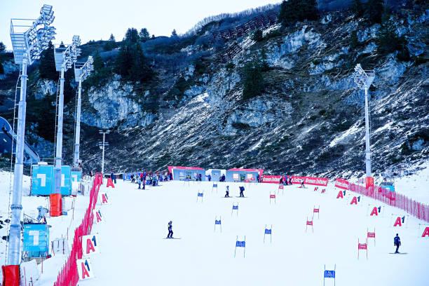 AUT: Audi FIS Alpine Ski World Cup - Women's Parallel Giant Slalom